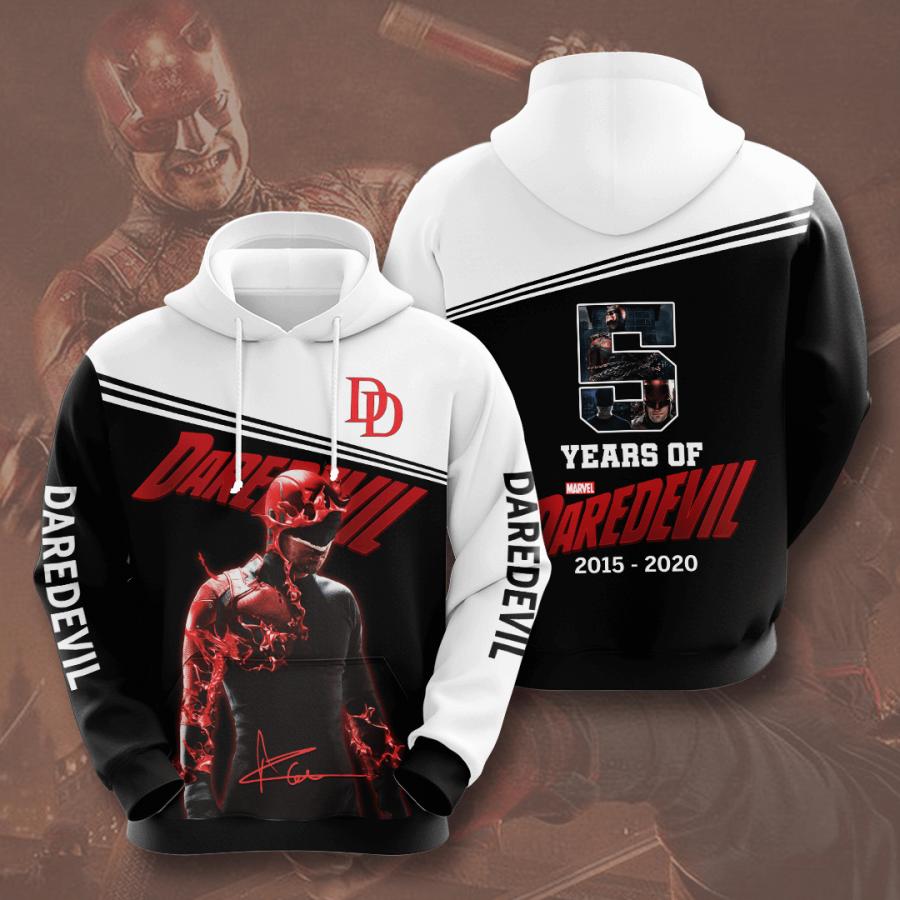 Daredevil No549 Custom Hoodie 3D