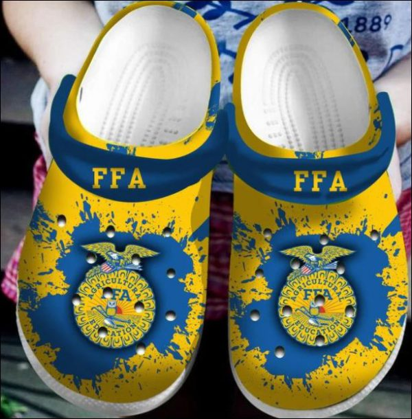 Ffa Agricultural Crocs Clog Shoes