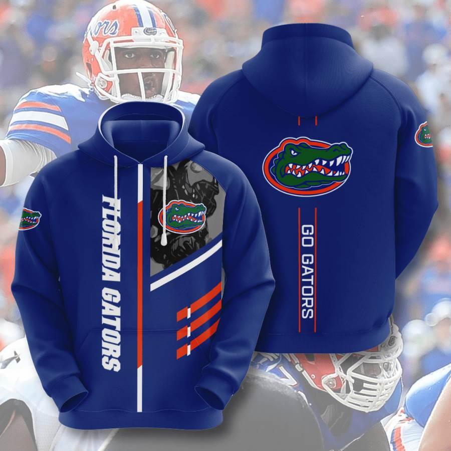 Florida Gators No649 Custom Hoodie 3D