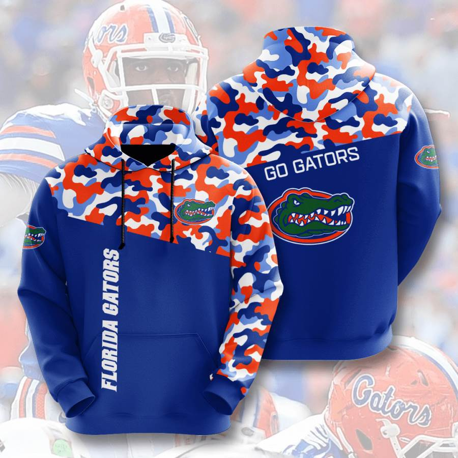 Florida Gators No650 Custom Hoodie 3D