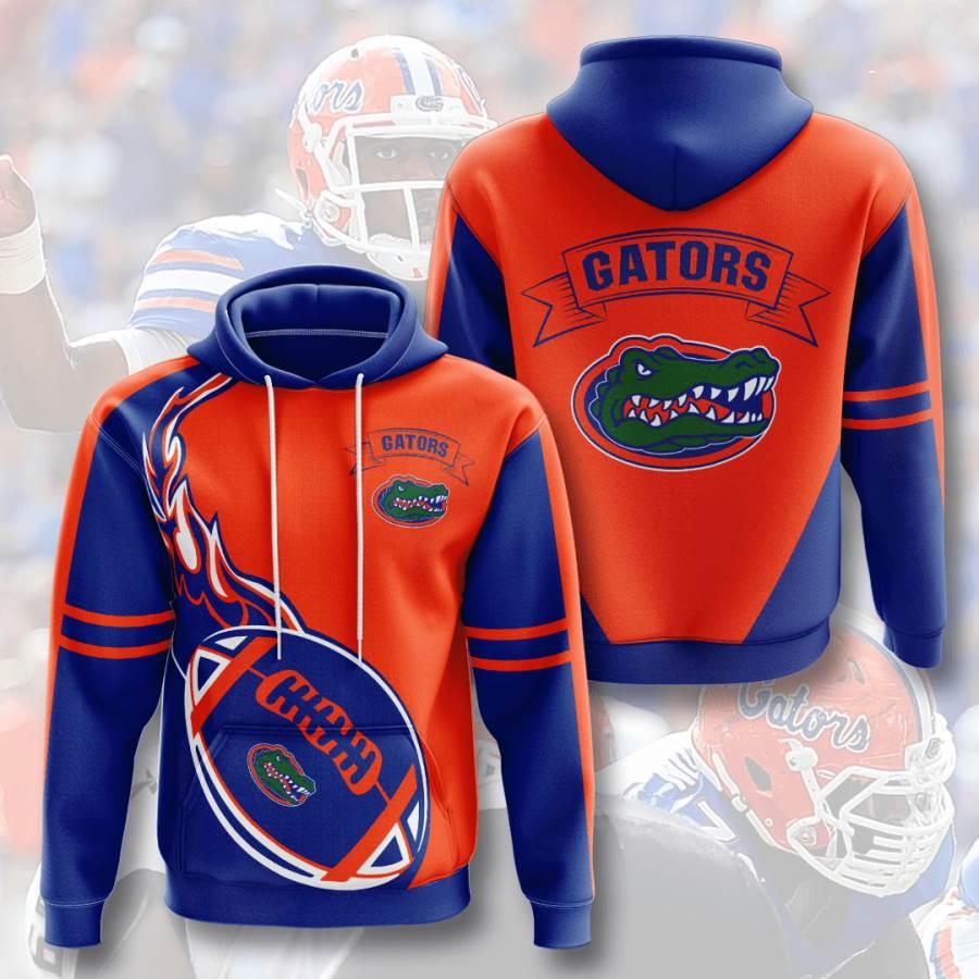 Florida Gators No651 Custom Hoodie 3D