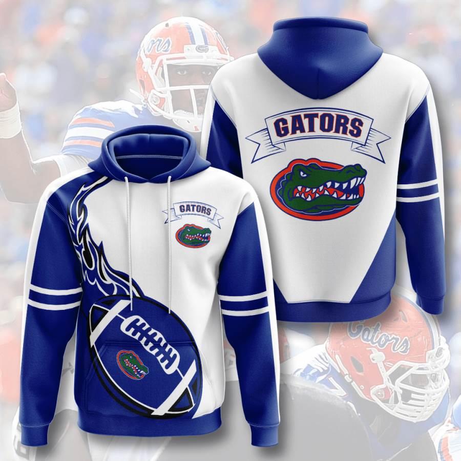 Florida Gators No652 Custom Hoodie 3D