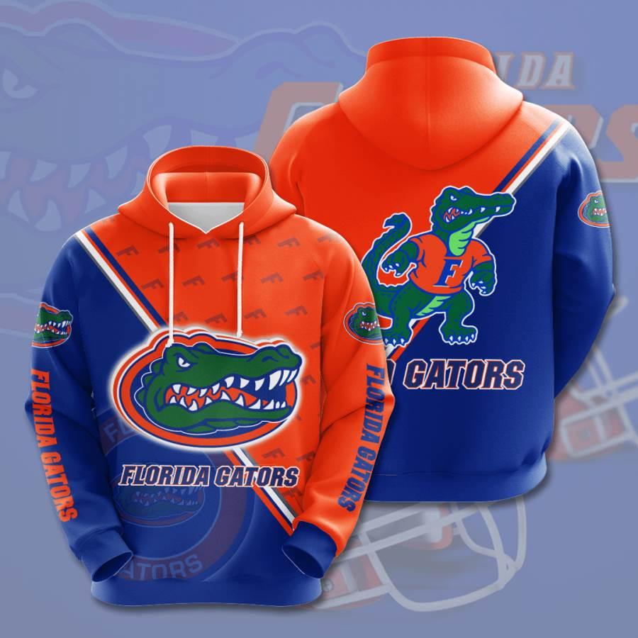 Florida Gators No653 Custom Hoodie 3D