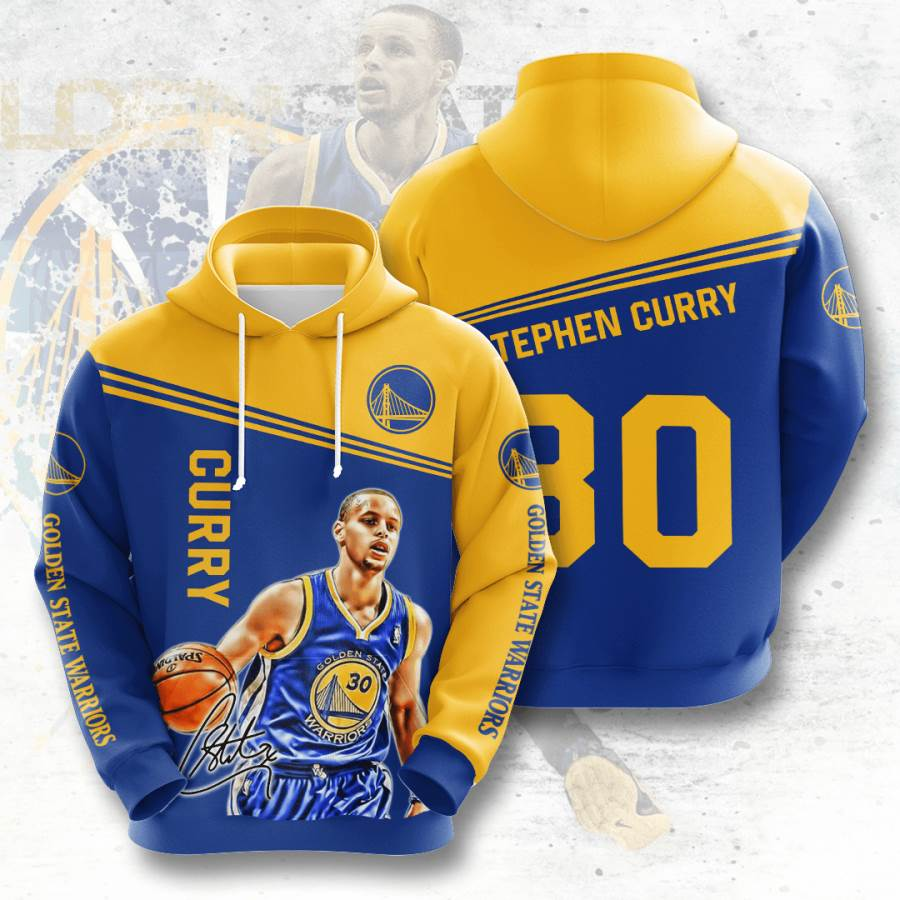 Golden State Warriors No707 Custom Hoodie 3D