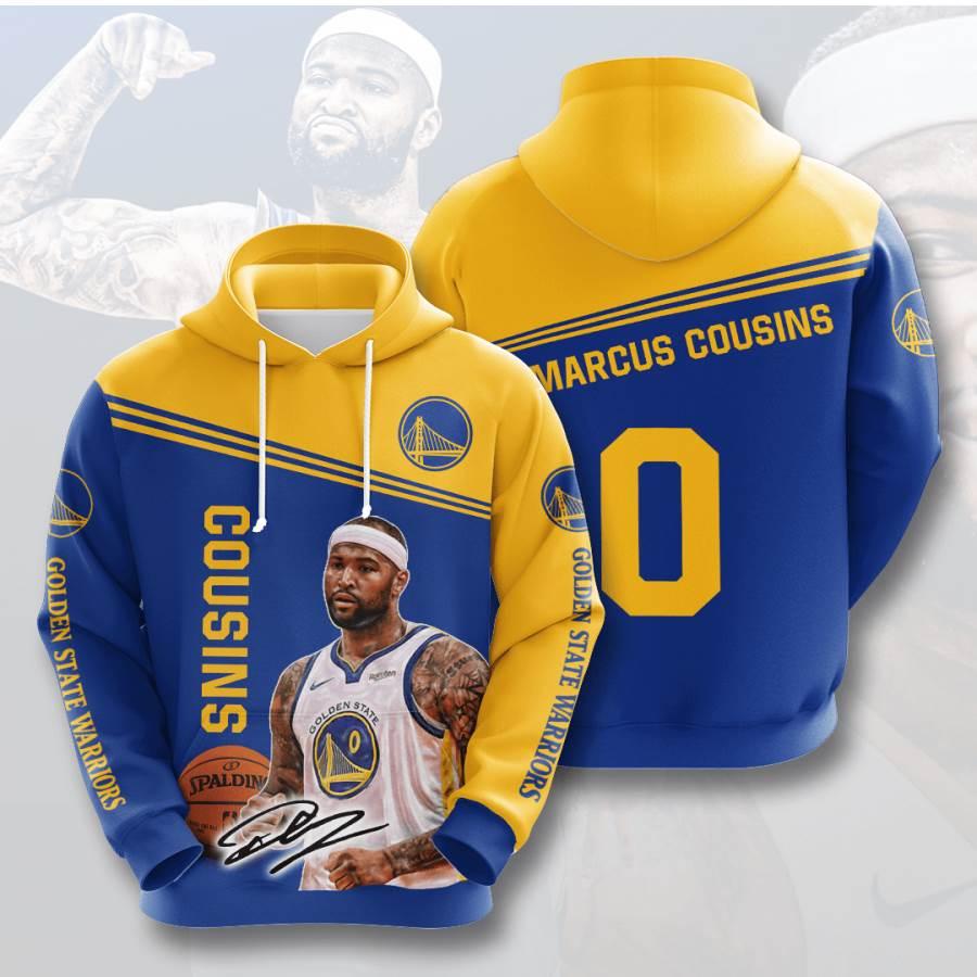 Golden State Warriors No708 Custom Hoodie 3D