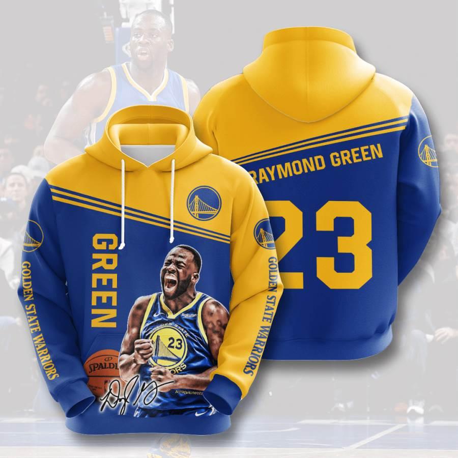 Golden State Warriors No709 Custom Hoodie 3D