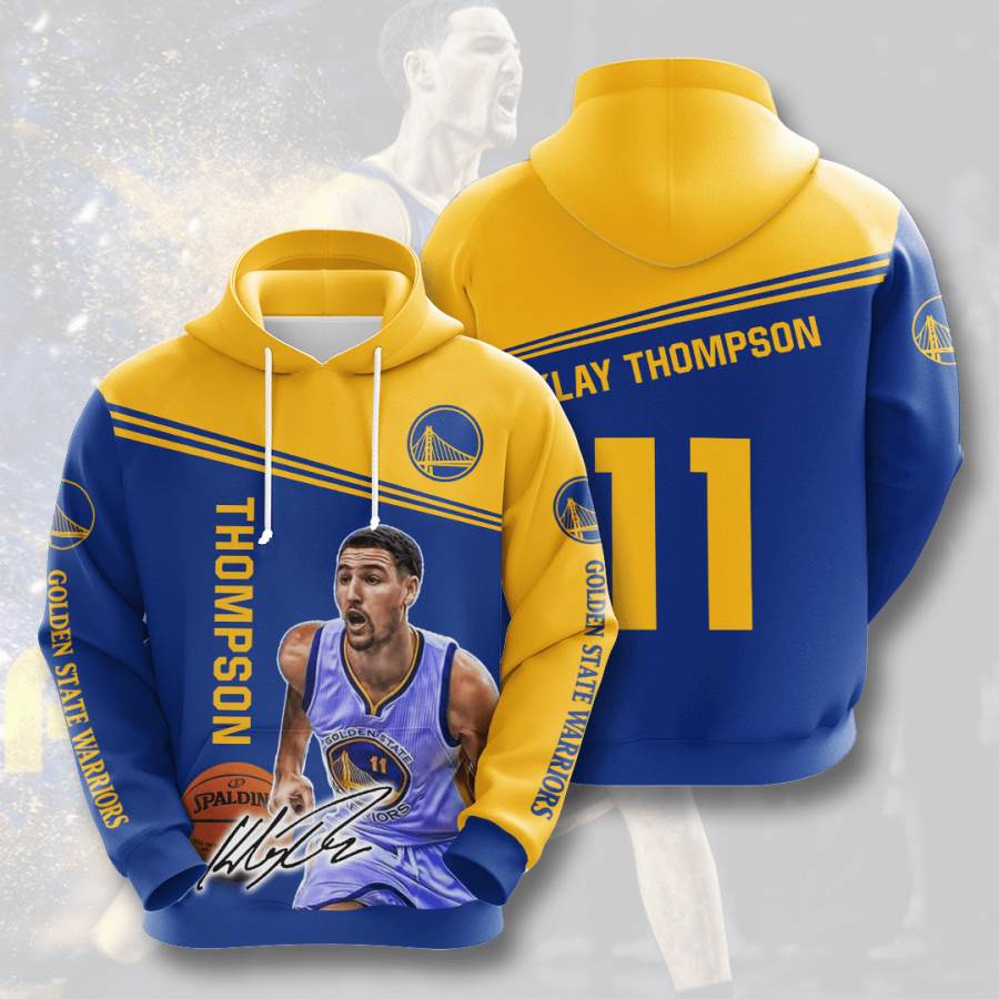 Golden State Warriors No710 Custom Hoodie 3D