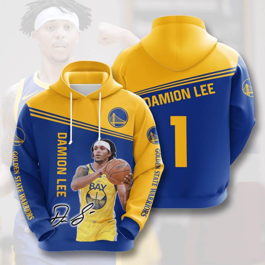 Golden State Warriors No711 Custom Hoodie 3D
