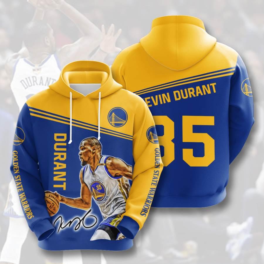 Golden State Warriors No712 Custom Hoodie 3D