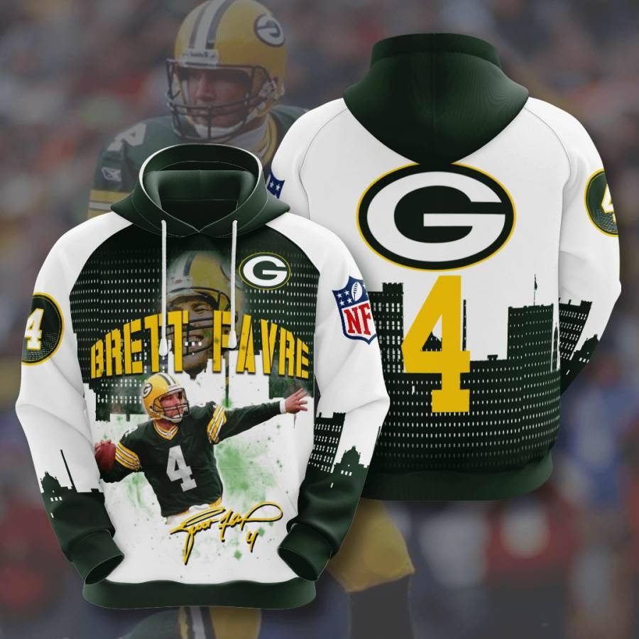 Green Bay Packers No716 Custom Hoodie 3D