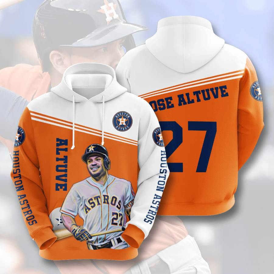 Houston Astros No778 Custom Hoodie 3D
