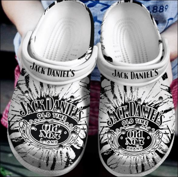Jack Daniel�s Crocs Clog Shoes