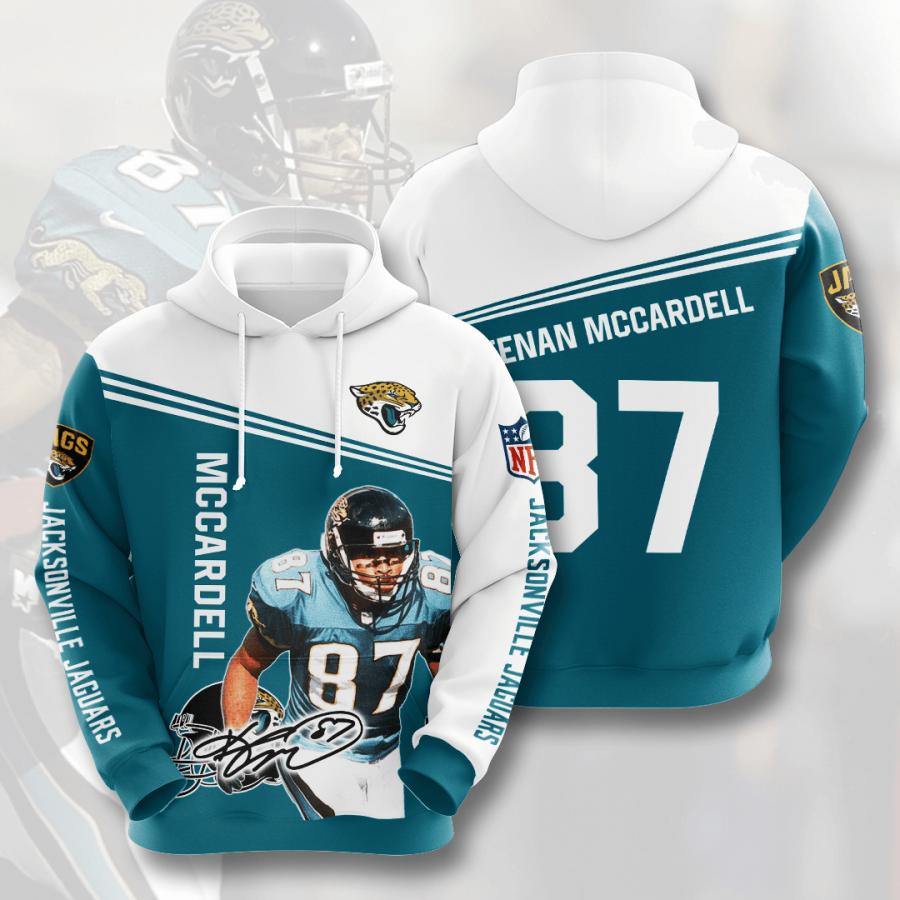 Jacksonville Jaguars No880 Custom Hoodie 3D