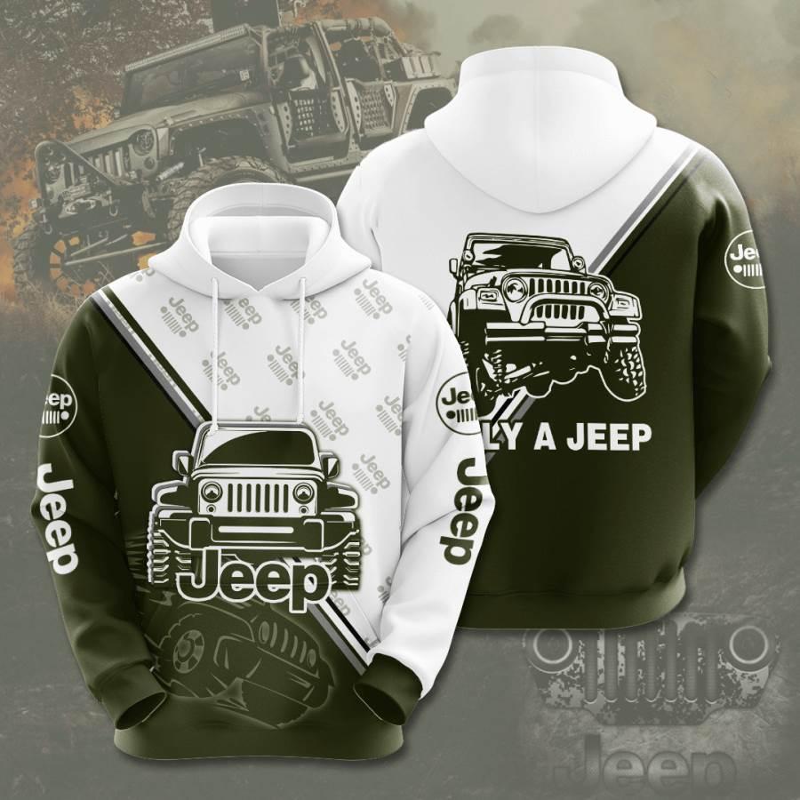 Jeep No893 Custom Hoodie 3D