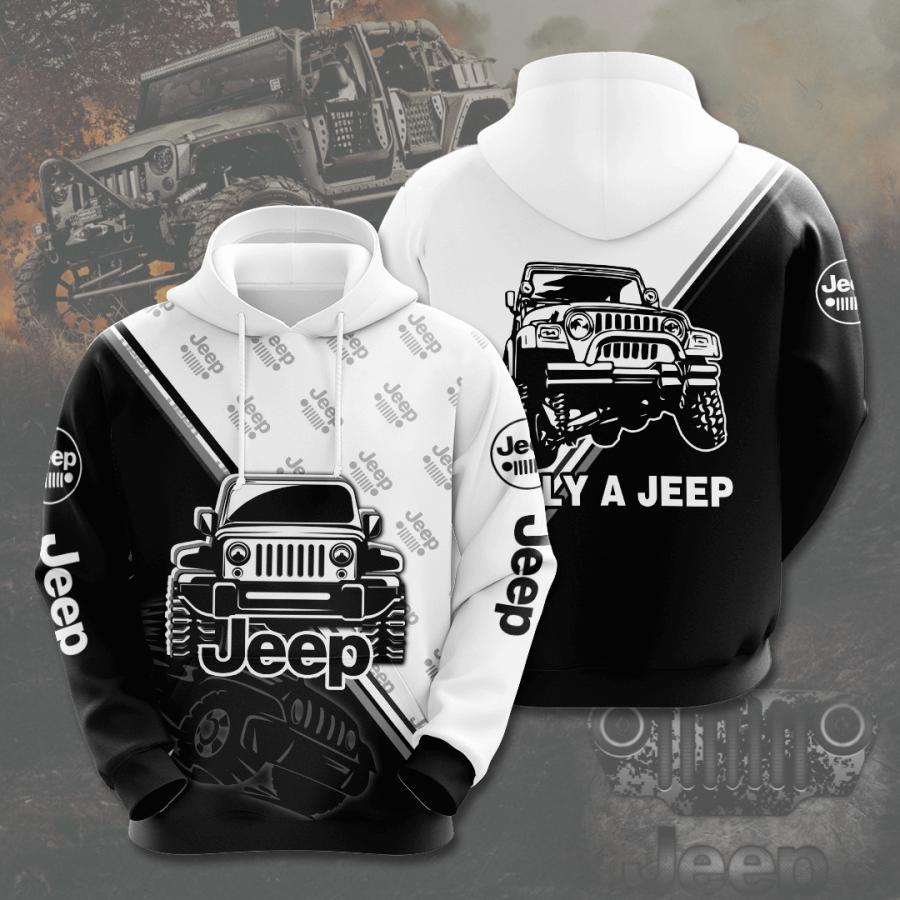 Jeep No894 Custom Hoodie 3D