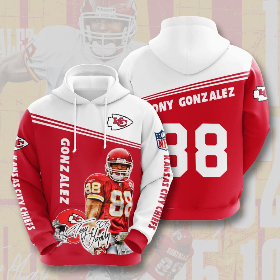 Kansas City Chiefs No928 Custom Hoodie 3D