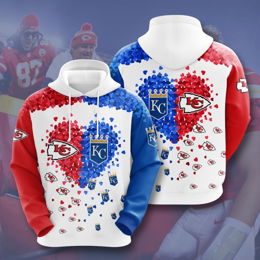 Kansas City Chiefs No929 Custom Hoodie 3D