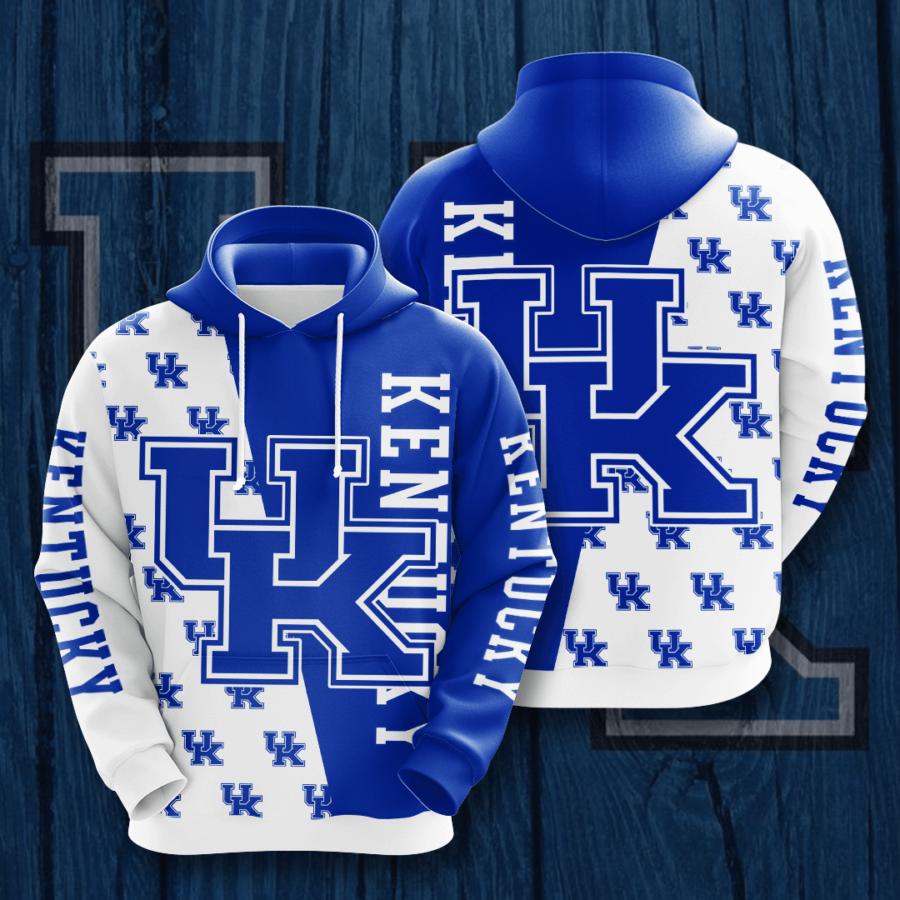 Kentucky Wildcats No952 Custom Hoodie 3D