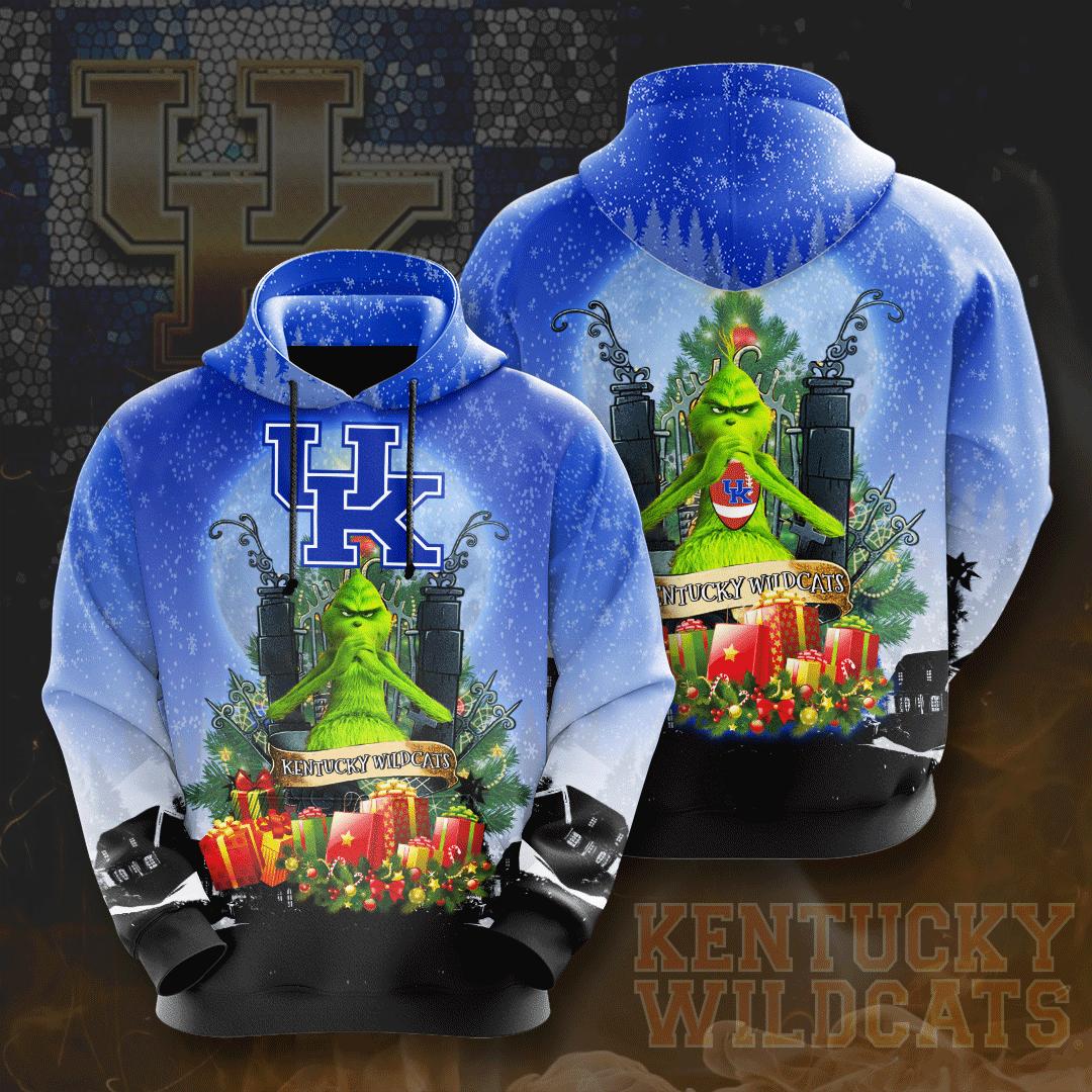 Kentucky Wildcats No961 Custom Hoodie 3D
