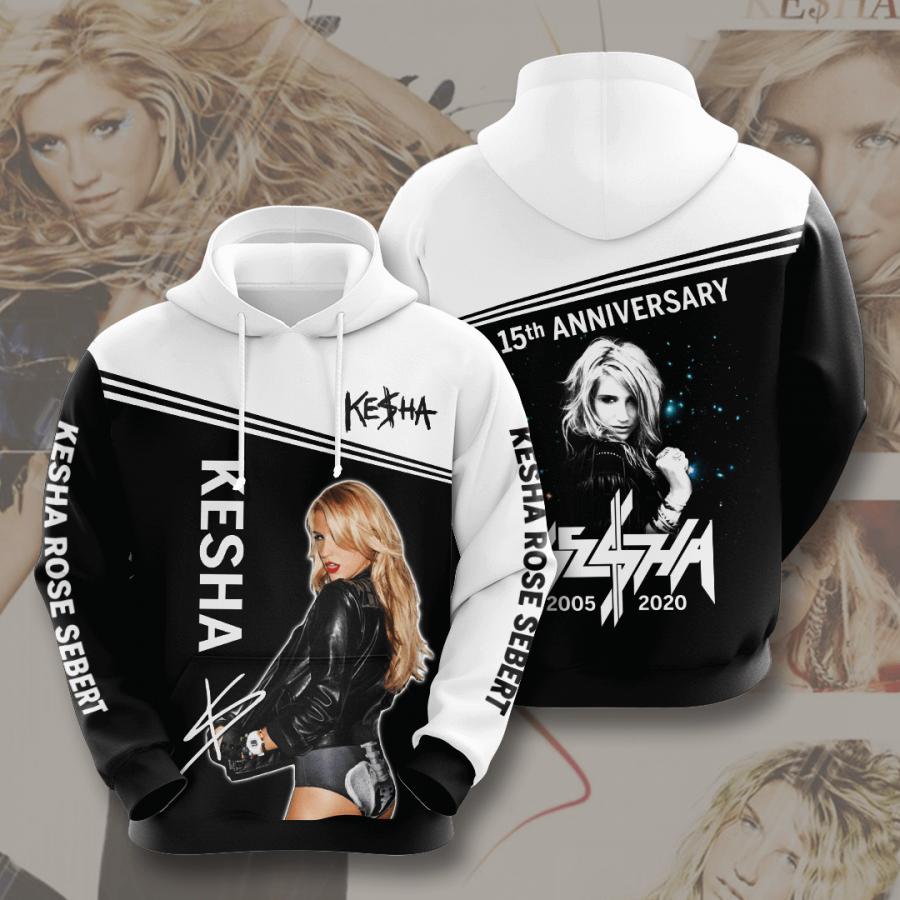 Kesha No965 Custom Hoodie 3D
