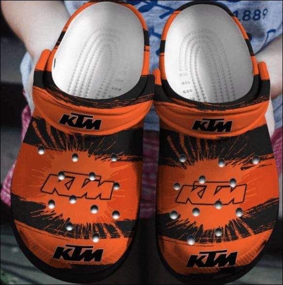 Ktm Crocs Clog Shoes