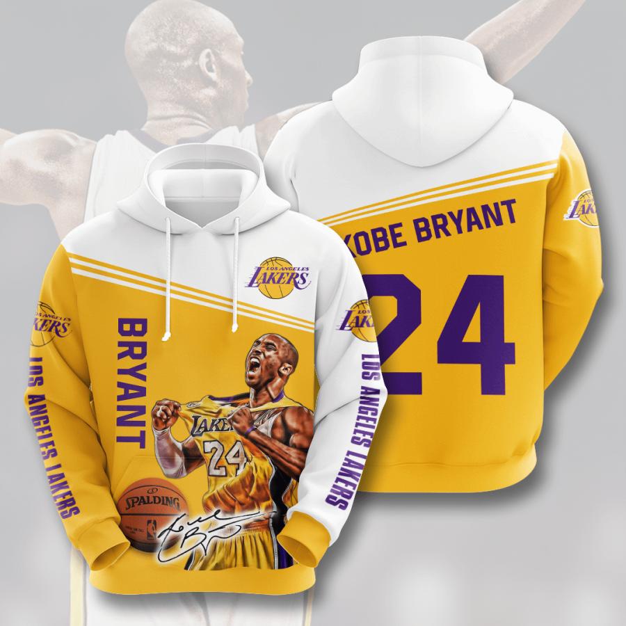 Los Angeles Lakers No1053 Custom Hoodie 3D