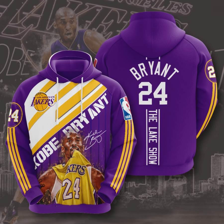 Los Angeles Lakers No1058 Custom Hoodie 3D