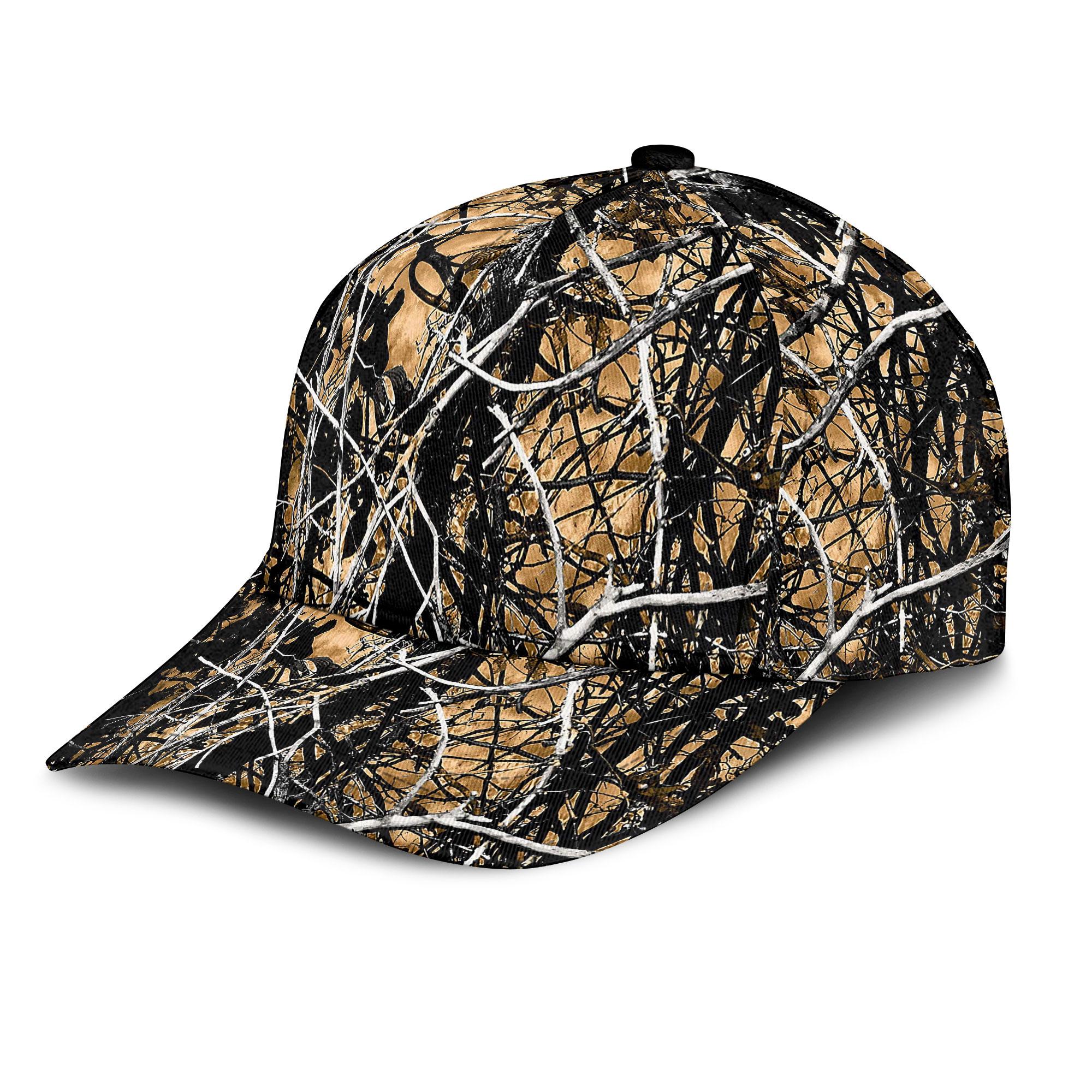 Love Hunting Camouflage Sku 114 Classic Cap