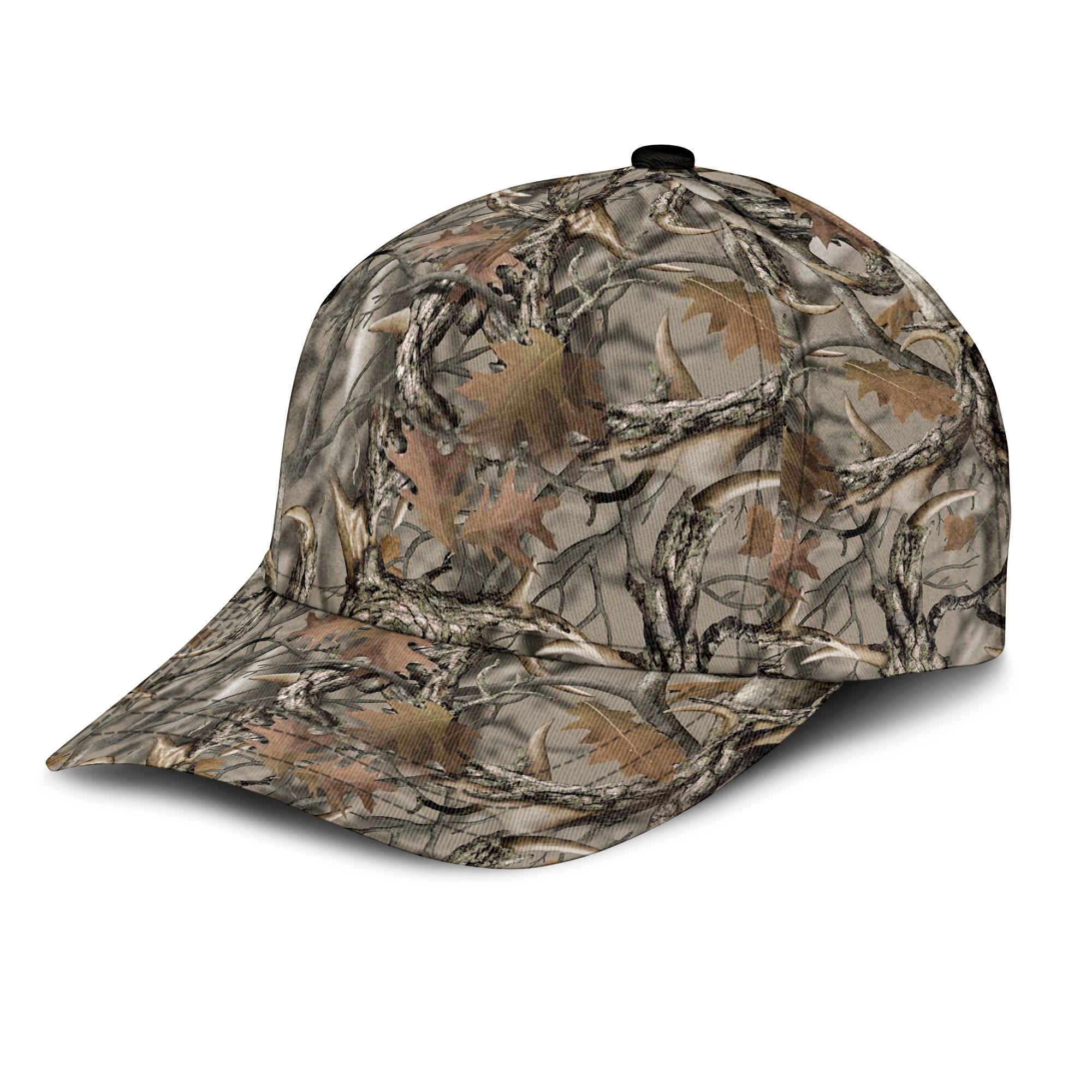 Love Hunting Camouflage Sku 116 Classic Cap