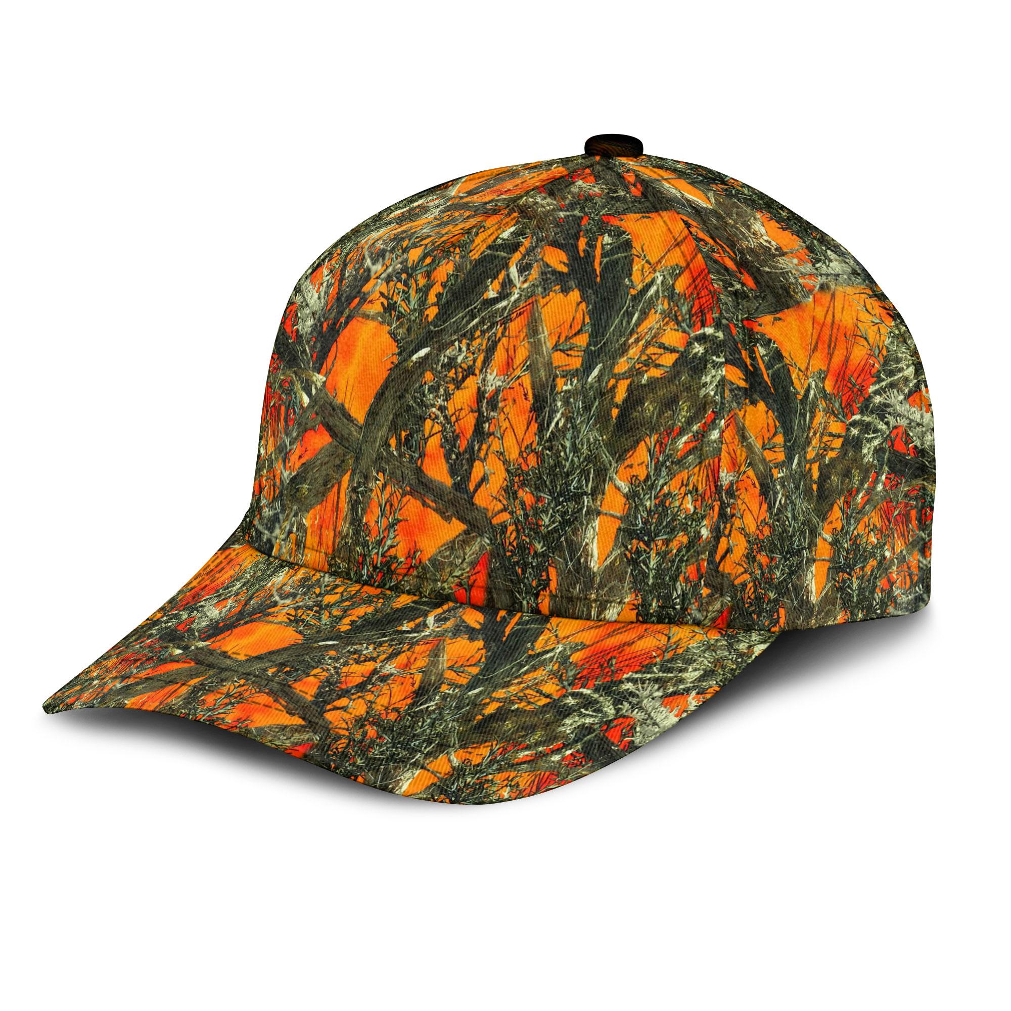 Love Hunting Camouflage Sku 119 Classic Cap