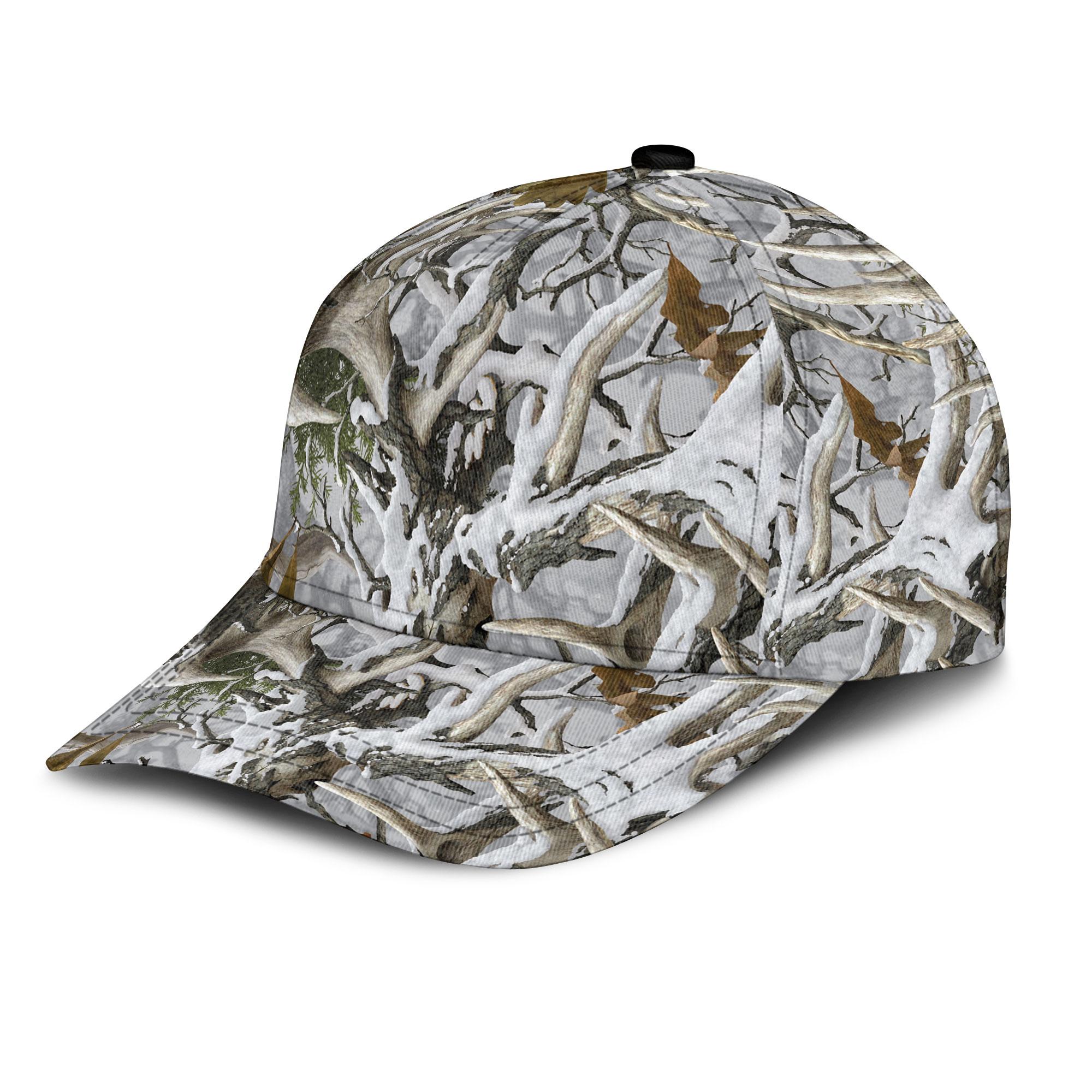 Love Hunting Camouflage Sku 120 Classic Cap