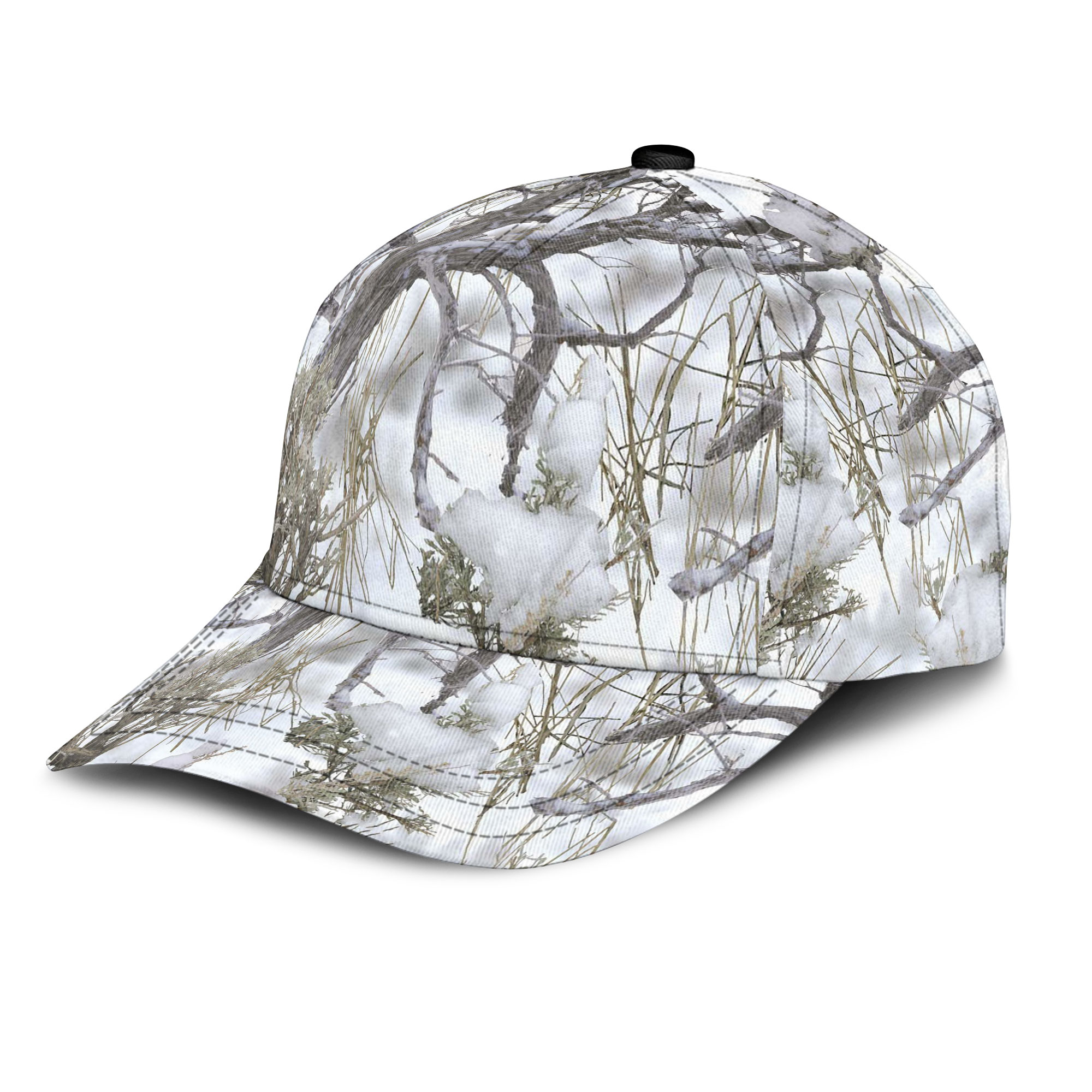 Love Hunting Camouflage Sku 126 Classic Cap