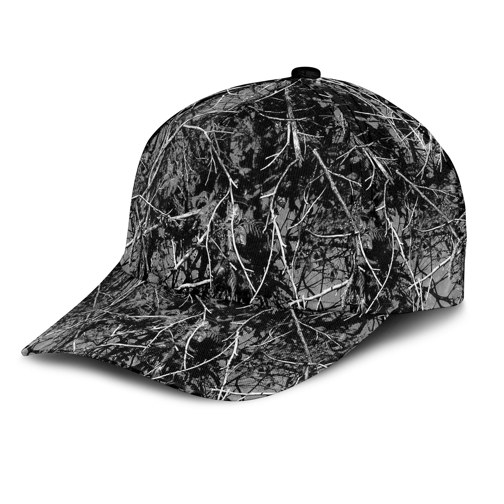 Love Hunting Camouflage Sku 127 Classic Cap
