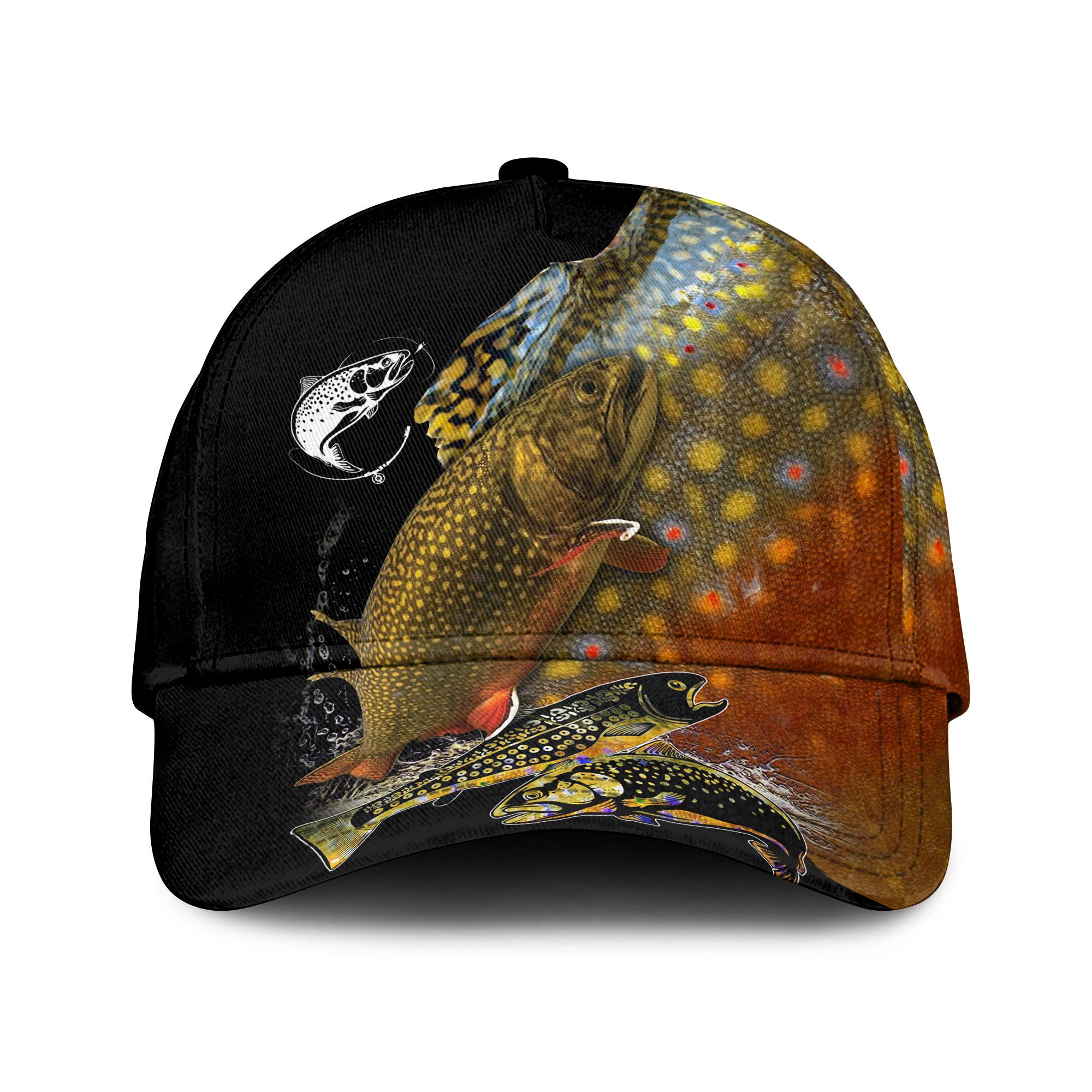 Love Trout Fishing Sku 158 Classic Cap