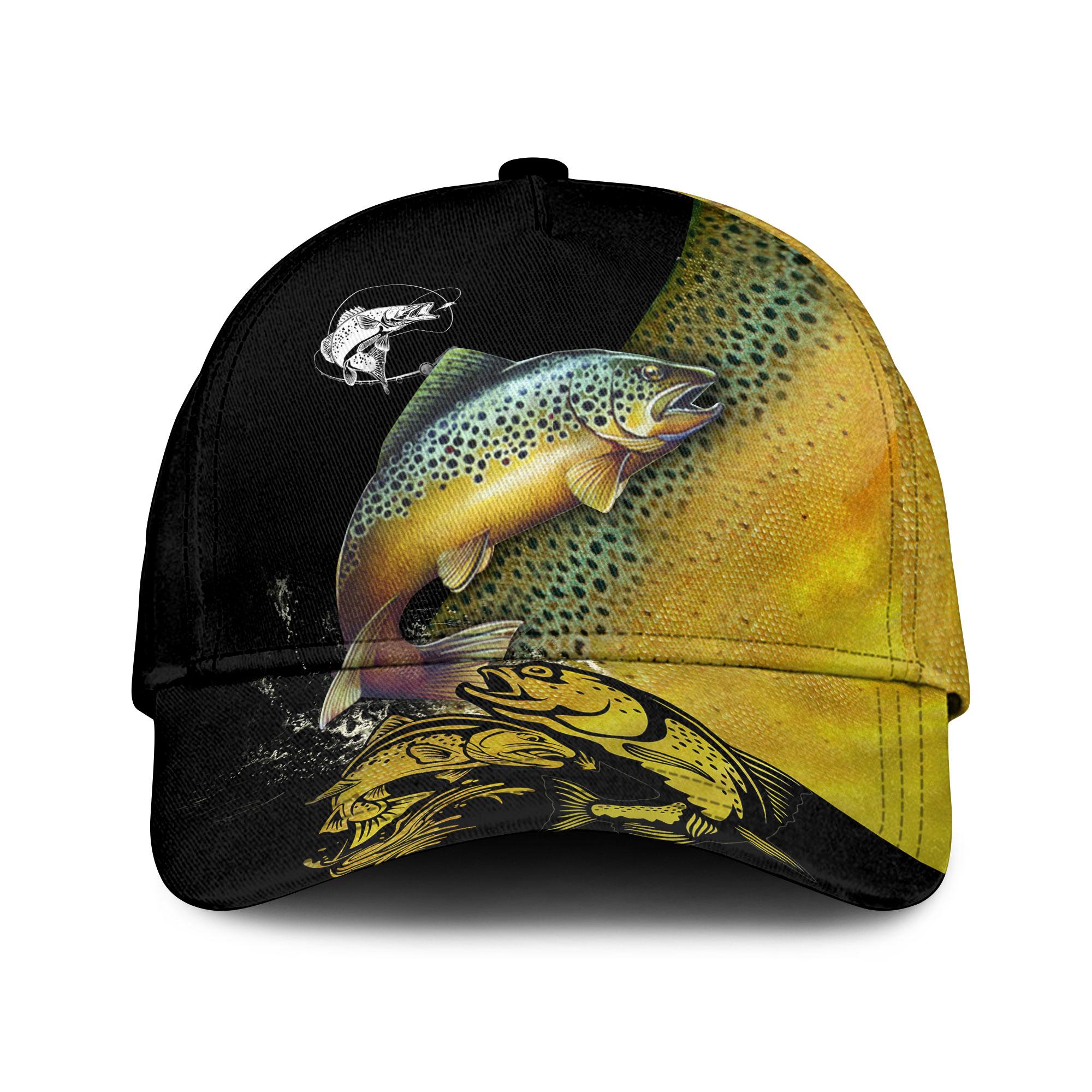 Love Trout Fishing Sku 159 Classic Cap