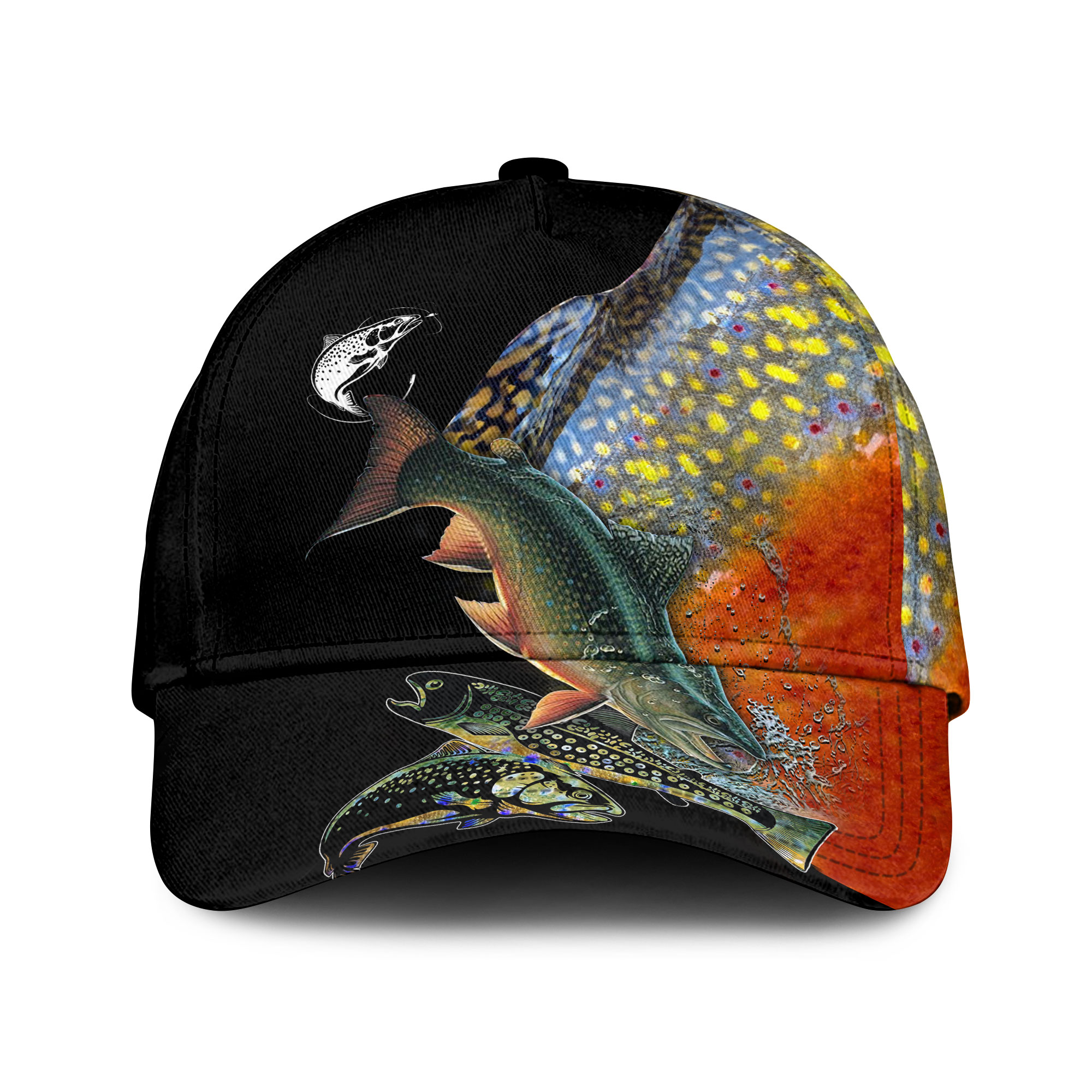 Love Trout Fishing Sku 160 Classic Cap