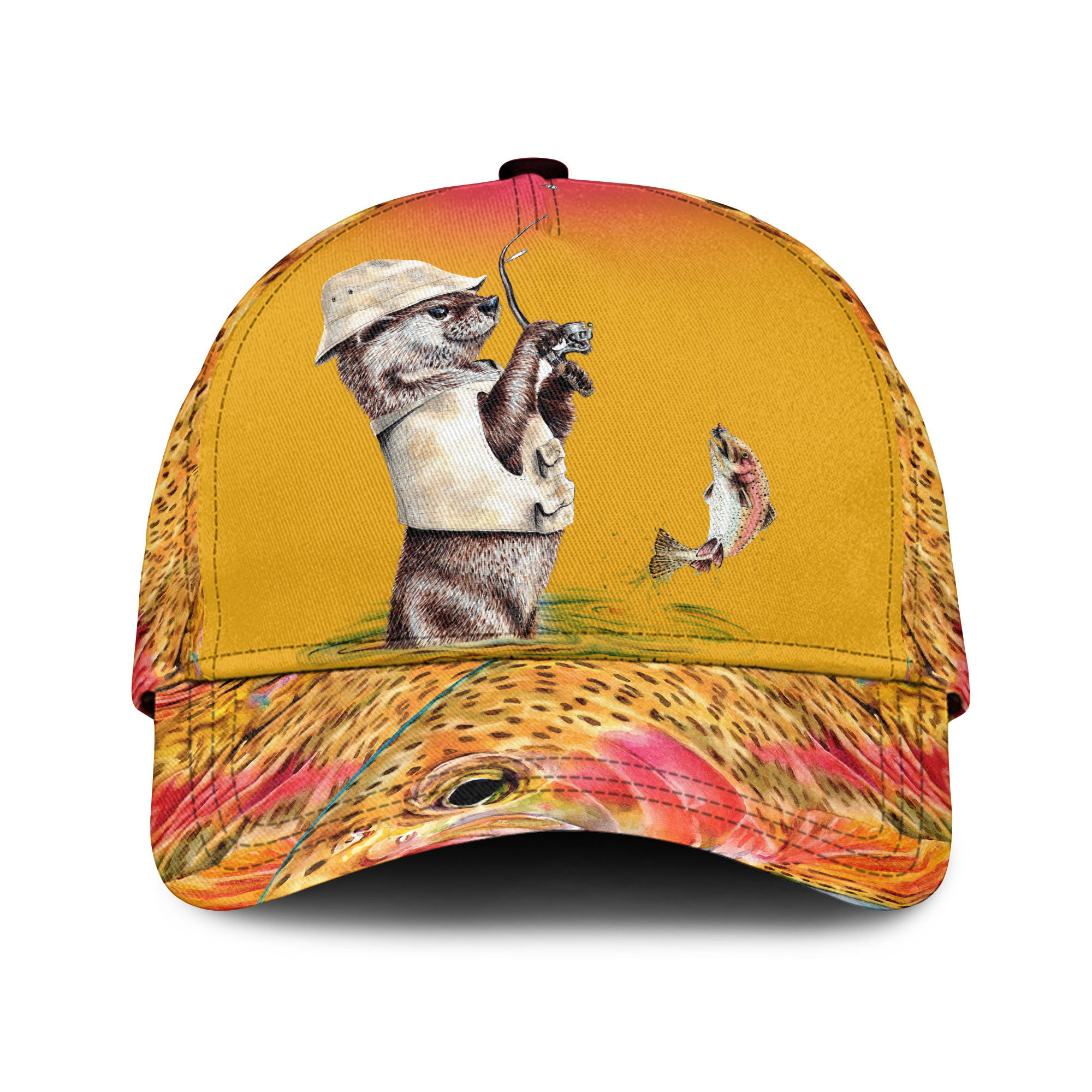 Love Trout Fly Fishing Sku 164 Classic Cap
