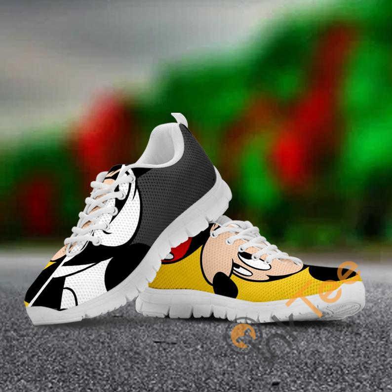 Mickey Mouse Custom Painted Disney