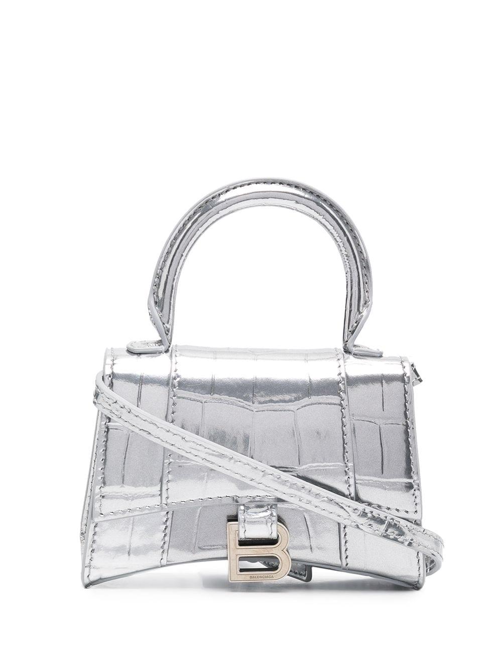 Mini Hourglass Tote Bag Balenciaga