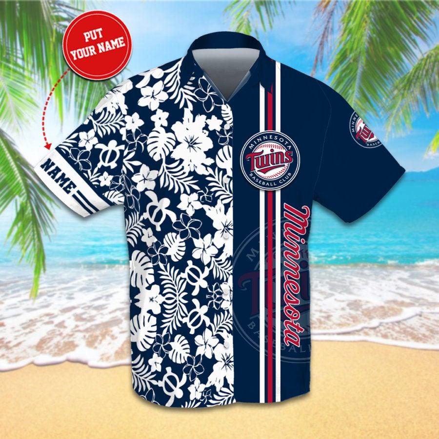 Personalized Minnesota Twins Hawaiian shirts