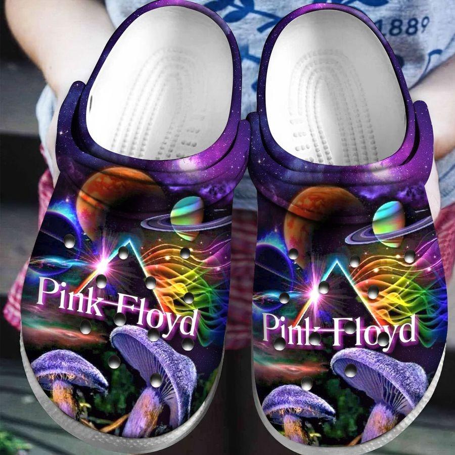 Pink Floyd No38 Crocs Clog Shoes