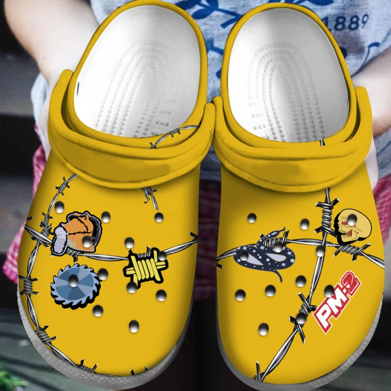 Post Malone No40 Crocs Clog Shoes