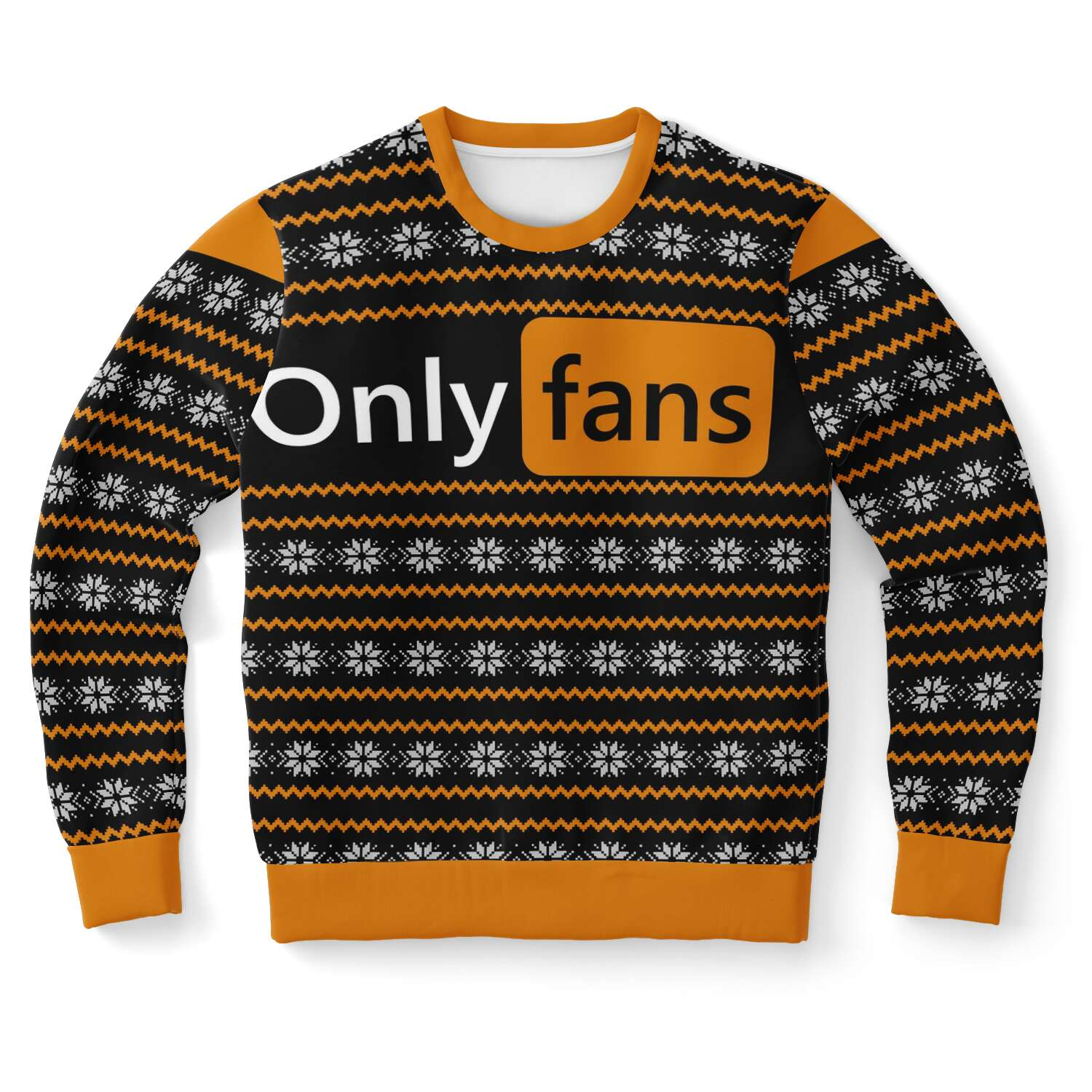 P*rnhub Style Onlyfans Ugly Sweater