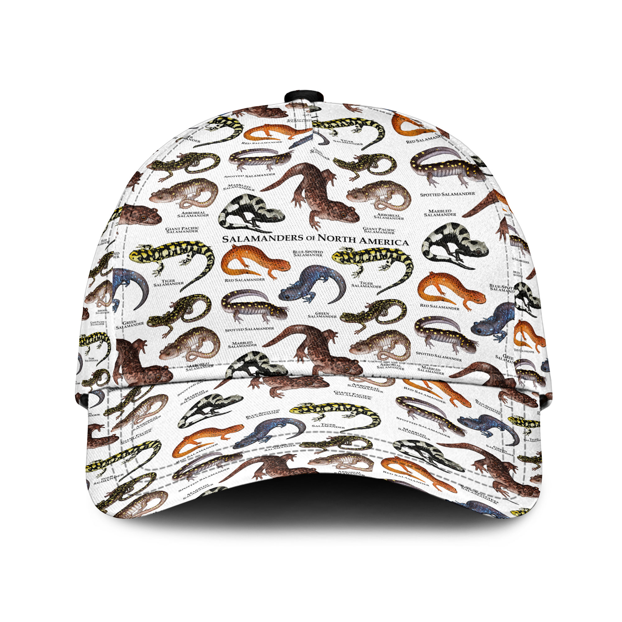 Salamanders Of North America Sku 185 Classic Cap