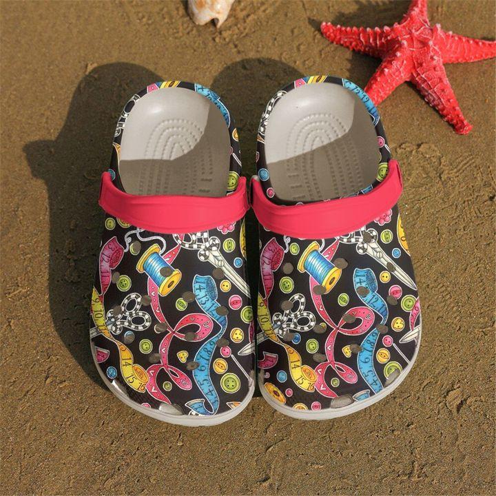 Sewing Lovers Sku 2120 Crocs Clog Shoes