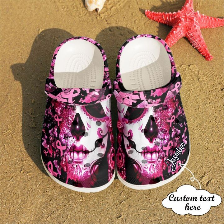 Skull Personalized Bc Sku 2197 Crocs Clog Shoes