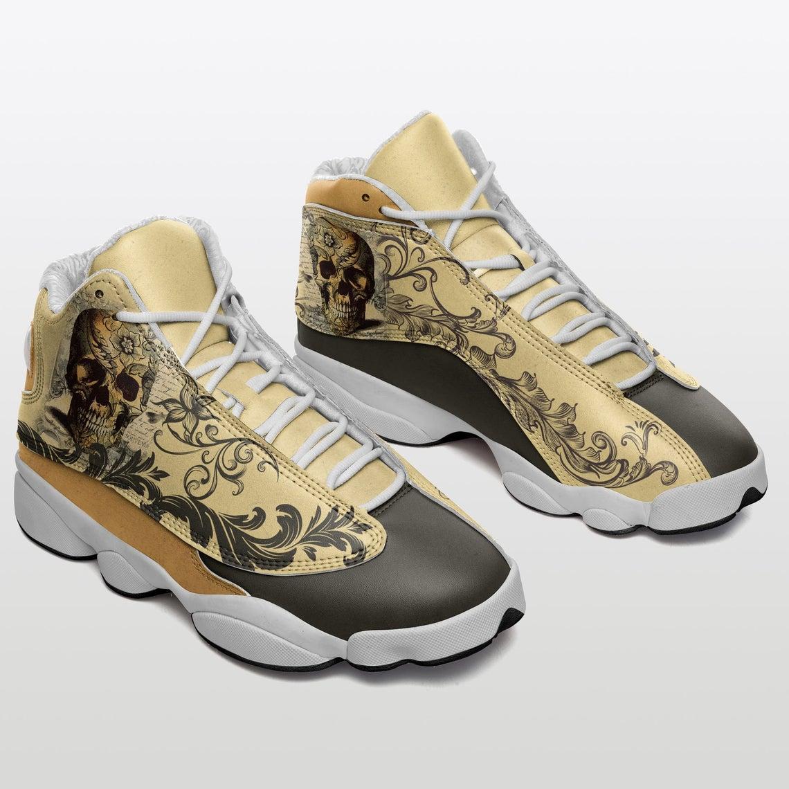 Skull Sku 31 Air Jordan Shoes