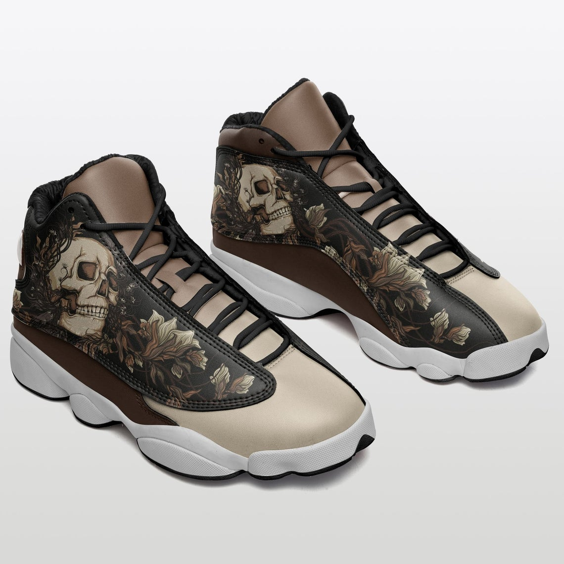 Skull Sku 32 Air Jordan Shoes