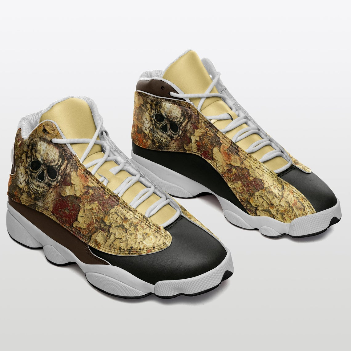 Skull Sku 33 Air Jordan Shoes