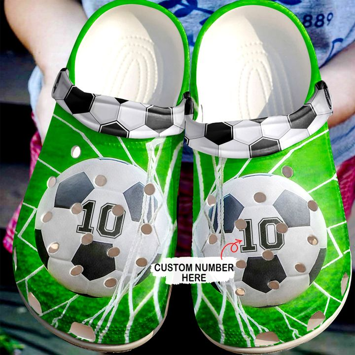 Soccer Personalized Is My Favorite Season Sku 2273 Crocs Clog Shoes